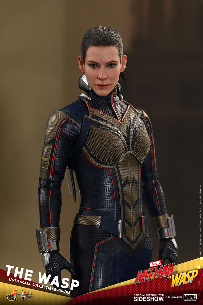 hottoys吧_Marvel The Wasp Sixth Scale Figure by Hot Toys | Sideshow Collectibles