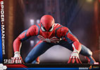 Hot Toys Spider-Man Advanced Suit Sixth Scale Figure