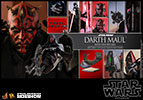 Hot Toys Darth Maul with Sith Speeder Special Edition Sixth Scale Figure
