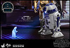 Hot Toys R2-D2 Deluxe Version Sixth Scale Figure