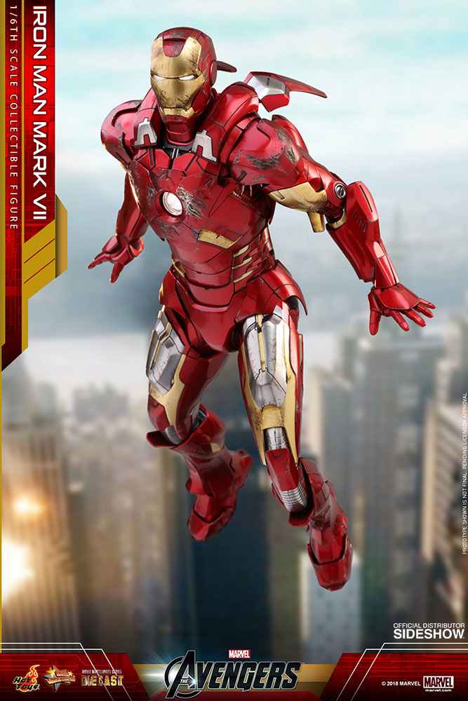 The Avengers 2012 Iron Man