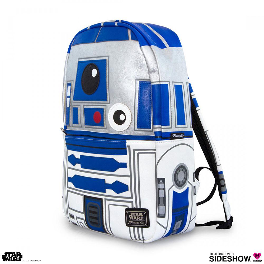 R2 D2 Backpack Arel