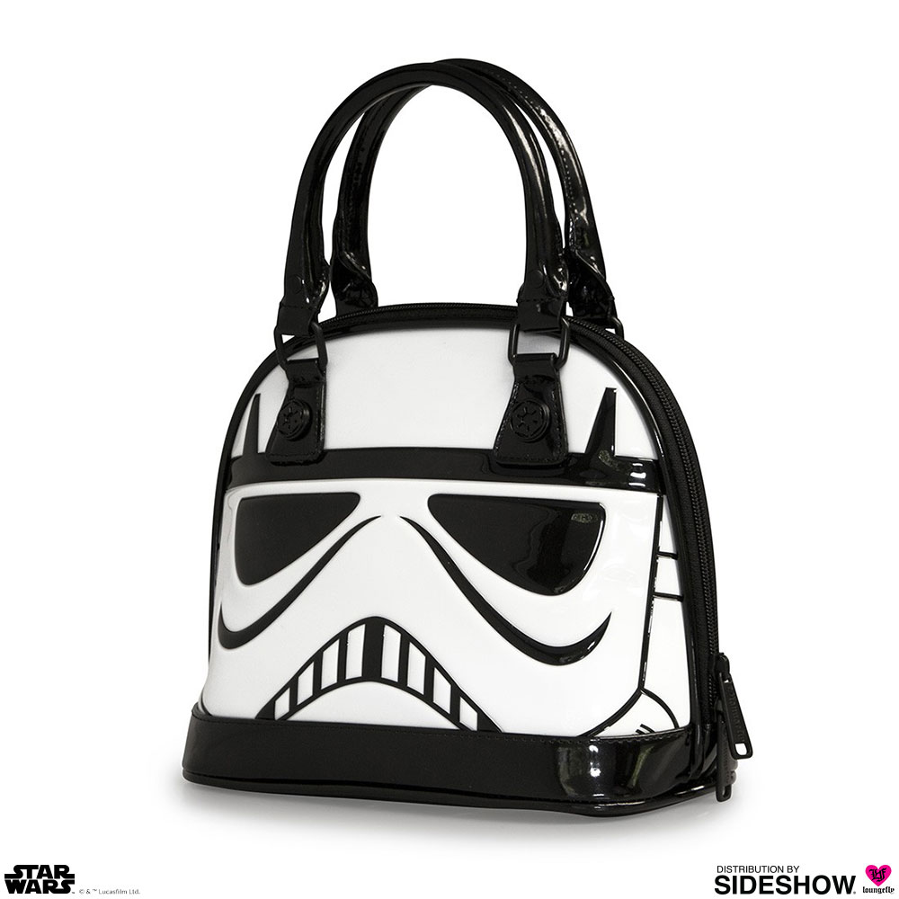 Stormtrooper Patent Mini Dome Bag Arel