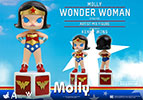 Hot Toys Molly Wonder Woman Disguise Collectible Figure