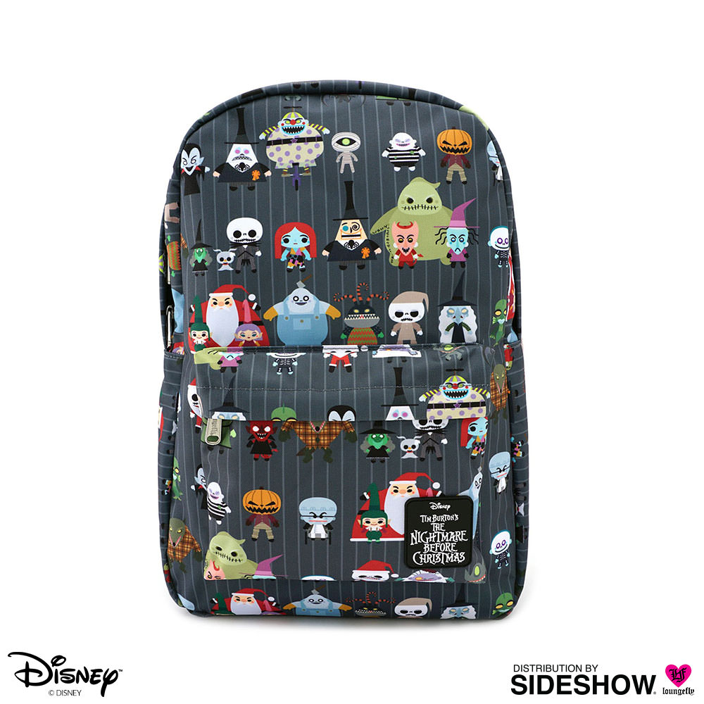 the nightmare before christmas chibi backpack apparel - Nightmare Before Christmas Backpack