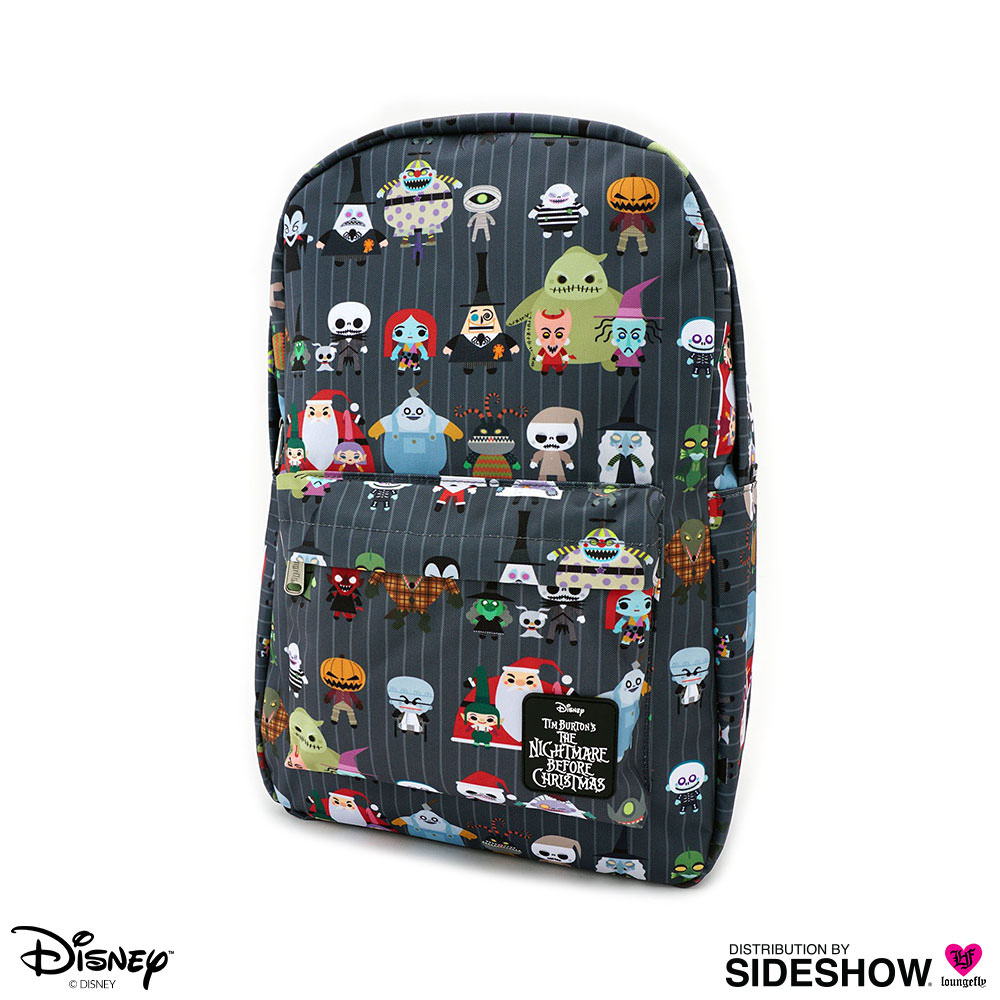 the nightmare before christmas chibi backpack apparel