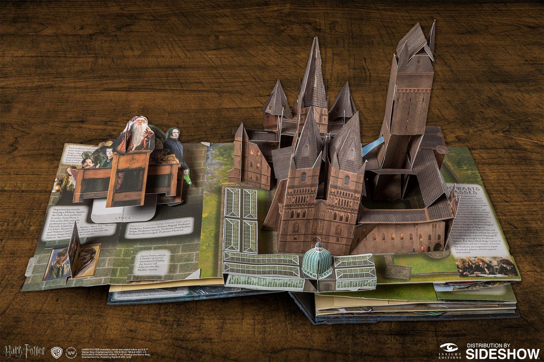 Картинки по запросу Harry Potter: A Pop-Up Guide to Hogwarts Hardcover – 1 Nov 2018