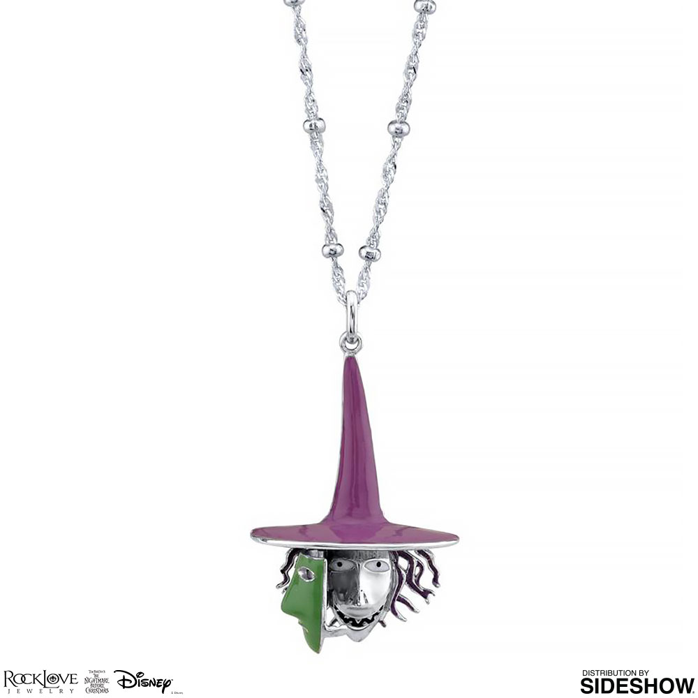 Nightmare Before Christmas Shock Mask Necklace Jewelry by Ro ...