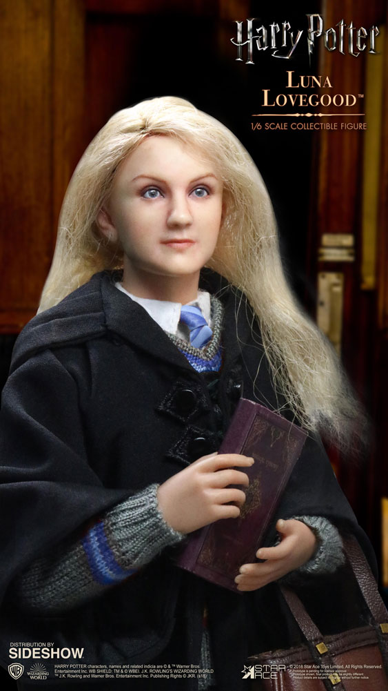 Luna Lovegood Sixth Scale Figure by Star Ace Toys ...
