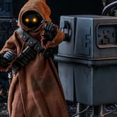 Hot Toys Jawa & EG-6 Power Droid Collectible