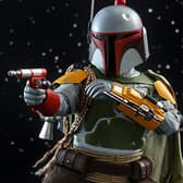 Hot Toys Boba Fett (Vintage Color Version) Collectible
