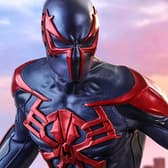 Hot Toys Spider-Man (Spider-Man 2099 Black Suit) Collectible