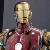 Hot Toys Iron Man Collectible
