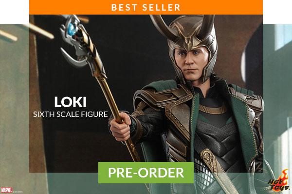 Loki Sixth Scale Figure