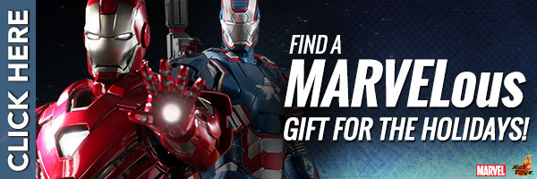 MARVEL-ous gifts can be found in our Marvel gift  guide!