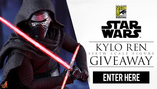 Kylo Ren Giveaway
