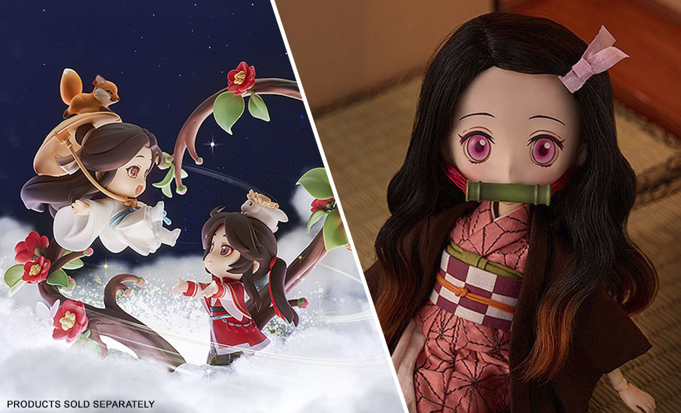 NEW Collectibles from Good Smile Company