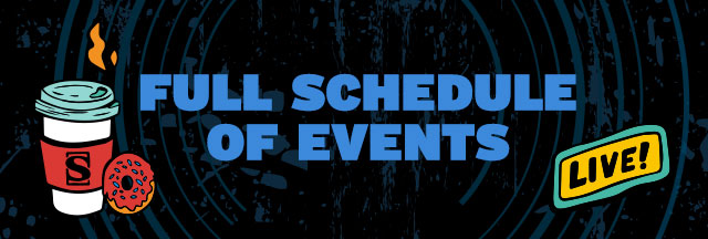 Full Schedule of Events
