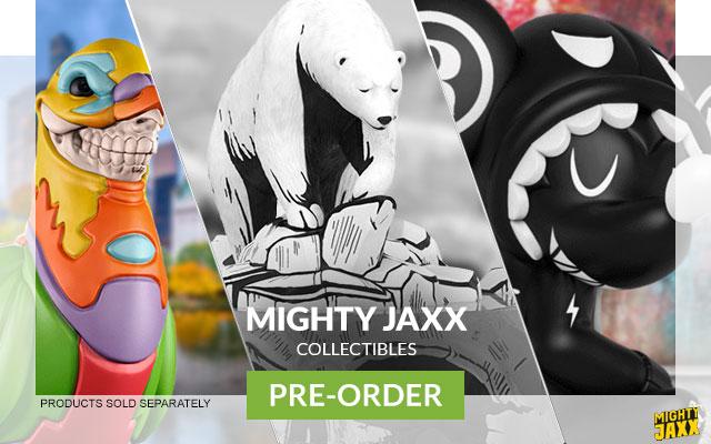 New from Mighty Jaxx