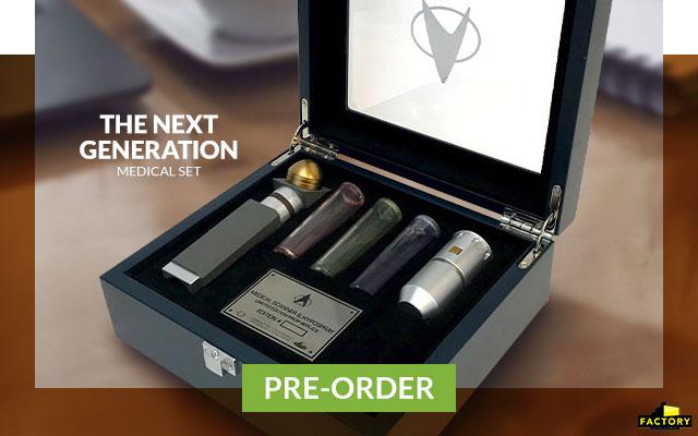 The Next Generation Medical Set Prop Replica (Factory Entertainment)