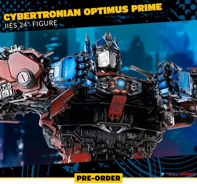 "Cybertronian Optimus Prime IIES 24"" Figure (Yolopark)"