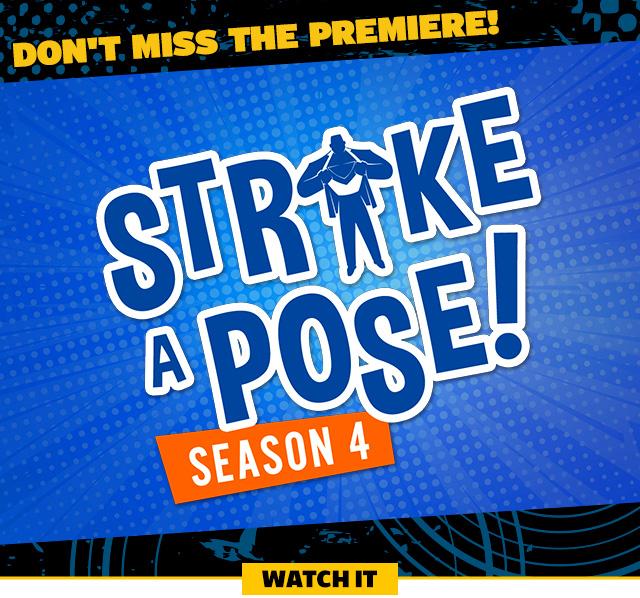 Strike A Pose - Season 4 Premiere