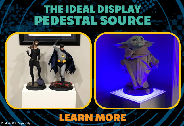The Ideal Display - Pedestal Source