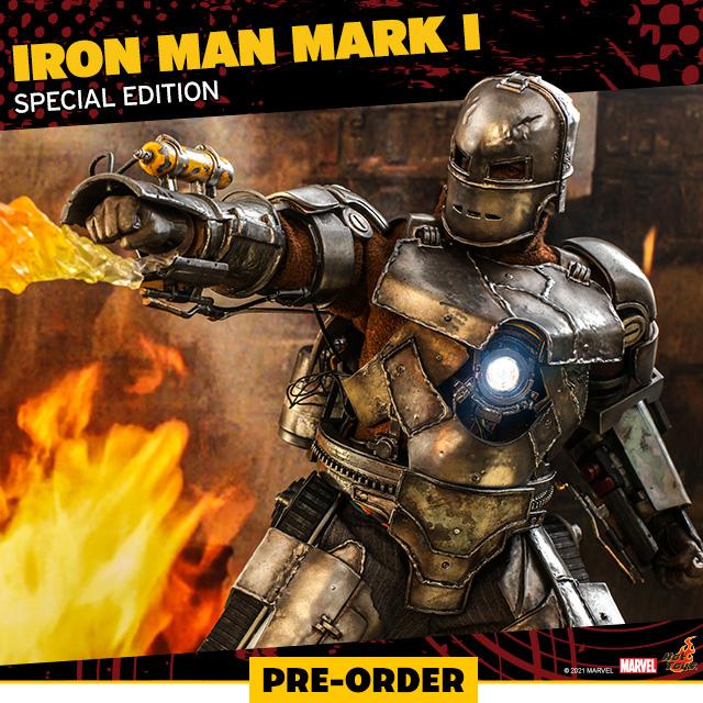 Iron Man Mark I (Special Edition)