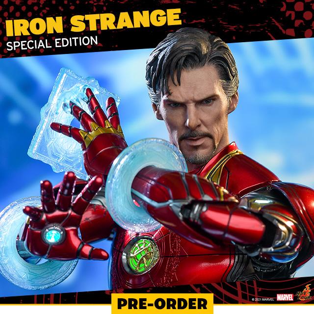 Iron Strange (Special Edition)