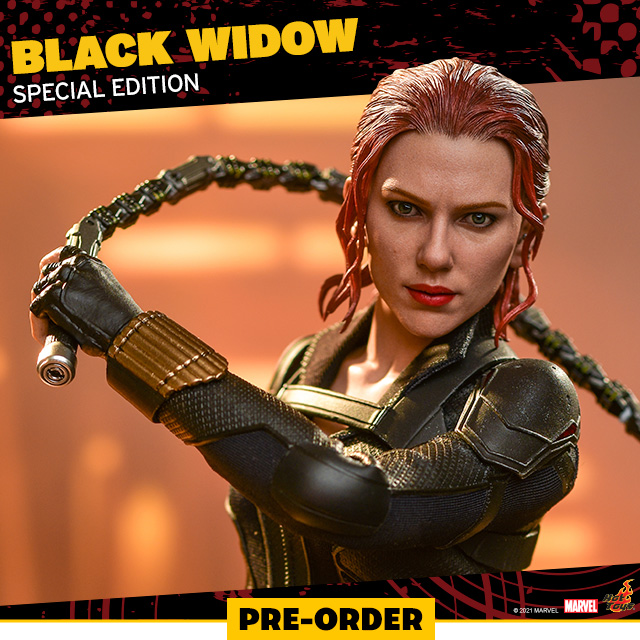 Black Widow (Special Edition)