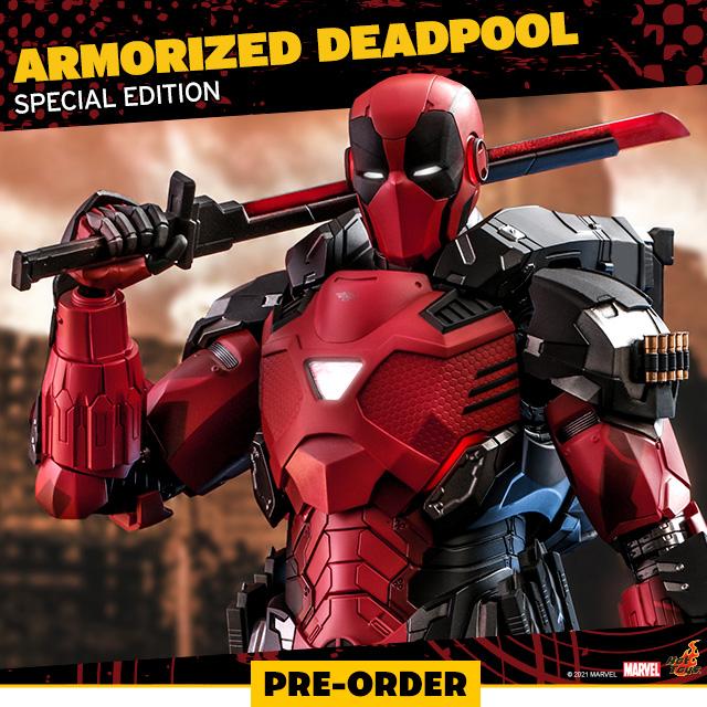 Armorized Deadpool (Special Edition)