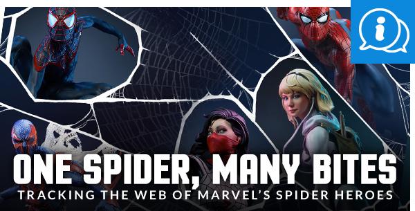 One Spider Many Bites