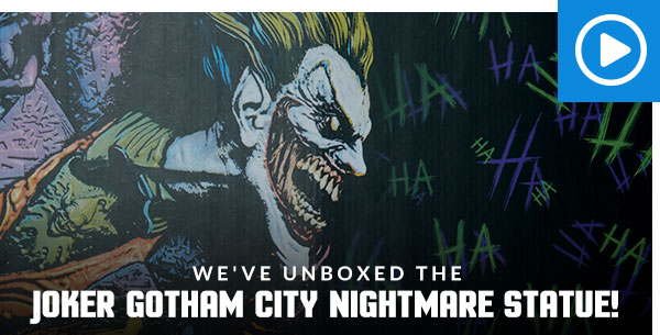 Joker Gotham Nightmare