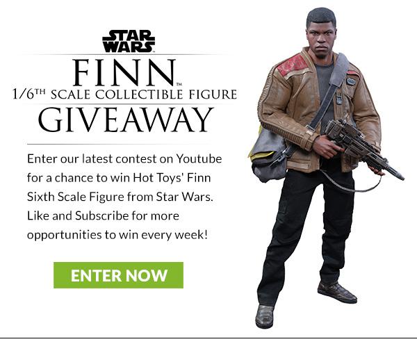 Finn Giveaway