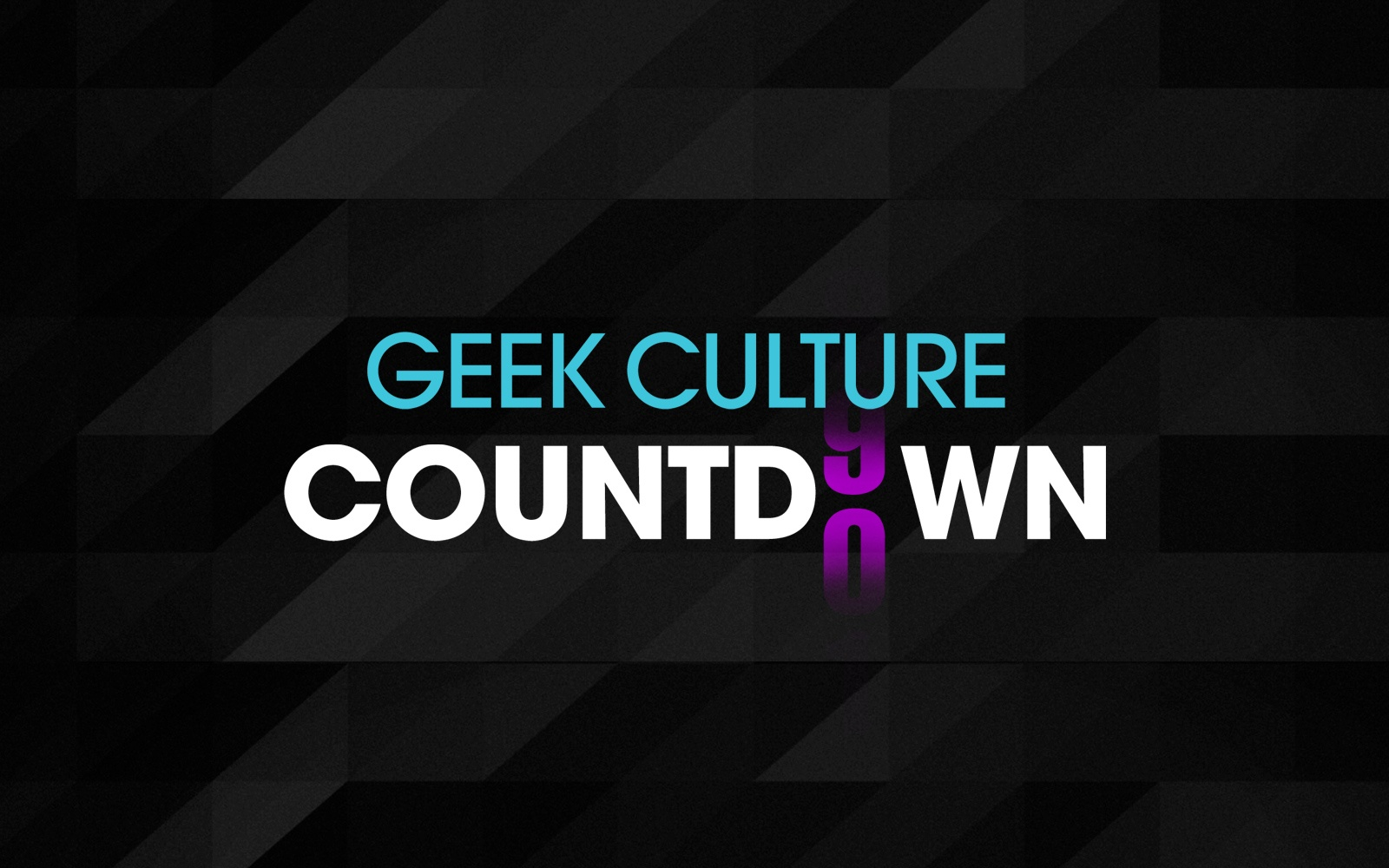Geek Culture Countdown Logo