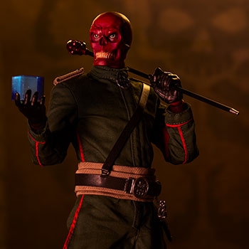 Red Skull Collectible