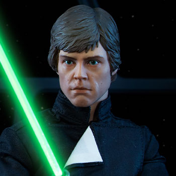 Luke Skywalker Deluxe Collectible