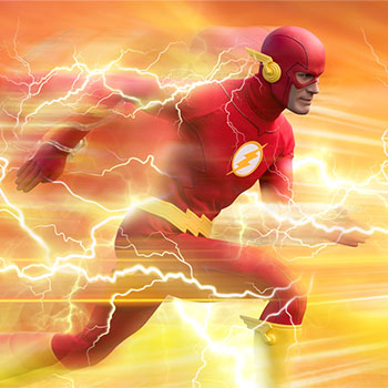 The Flash Collectible
