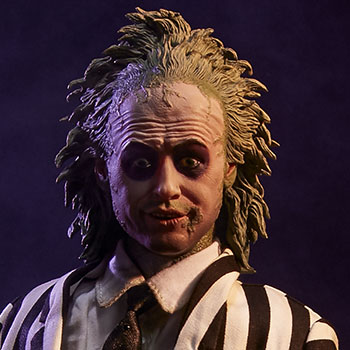Beetlejuice Sixth Scale Figure