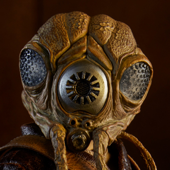 Zuckuss Sixth Scale Figure