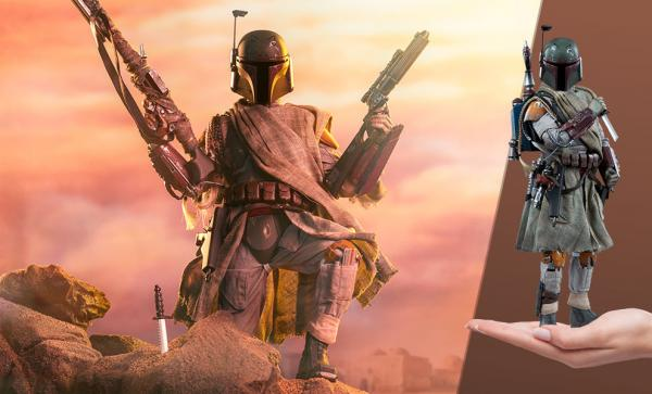 Boba Fett Sixth Scale Figure