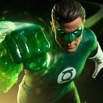 Green Lantern Sixth Scale Figure