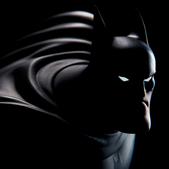 Batman Statue - Animated Series Collection | Sideshow