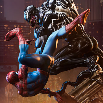Spider-Man vs Venom Collectible