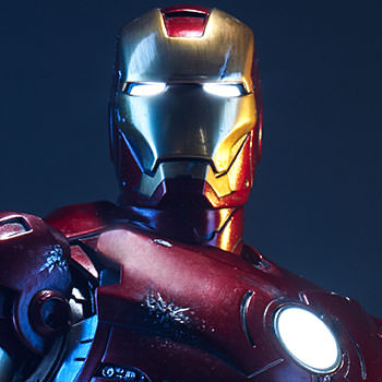 Iron Man Mark III Maquette