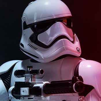 First Order Stormtrooper Collectible