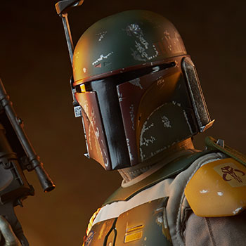 Boba Fett Collectible