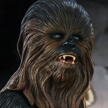 Chewbacca Collectible