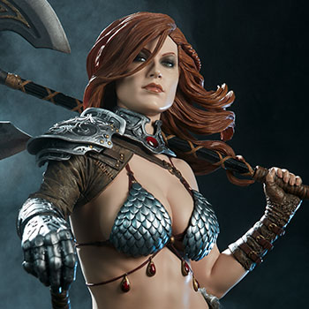 Red Sonja Collectible