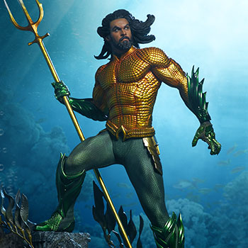 Aquaman Collectible